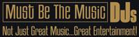 Must Be The Music DJs Logo